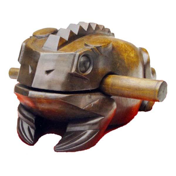 リアル 木製木製 鳴き蛙(特々大)161-13, ビューティージャングル:a7787dbe --- rekishiwales.club