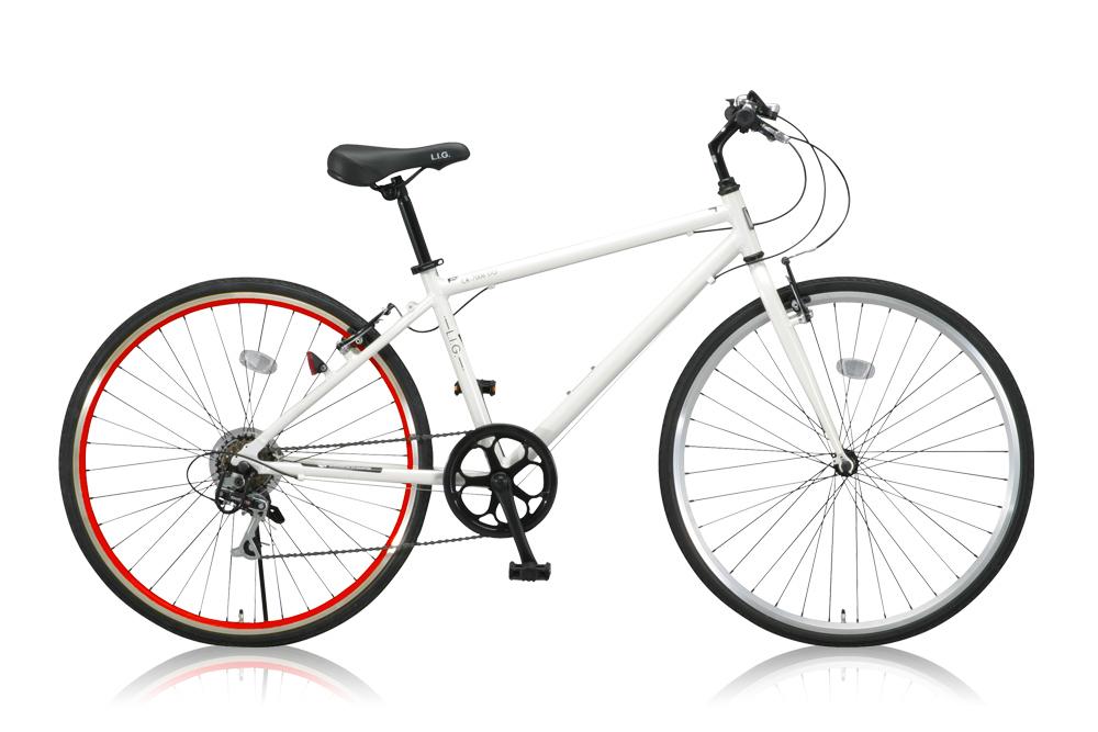 L.I.G-CR-7006-LIG 700 C크로스바이크시마노 6단 기어 자전거