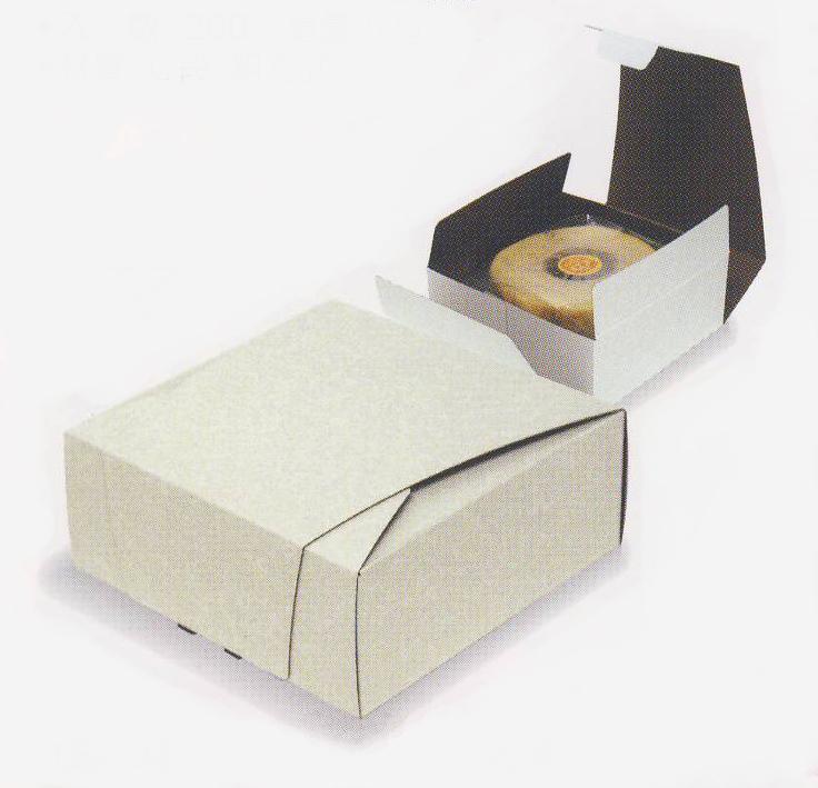 送料無料・和包装パッケージ「バームクーヘン・160角用」160×160×65mm「200枚」※代引き不可 組立箱 ギフト箱 菓子用 ダンボール 和包※代引不可※ ※個人様宛配送不可※