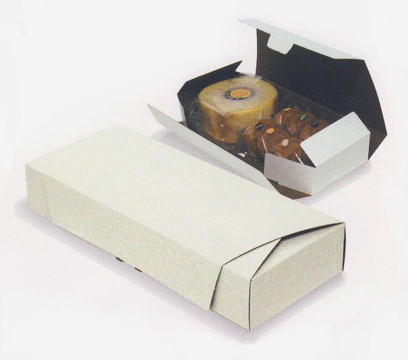 送料無料・和包装パッケージ「詰め合わせ用」302×125×51mm「200枚」※代引き不可 組立箱 ギフト箱 菓子用 ダンボール 和包※代引不可※ ※個人様宛配送不可※