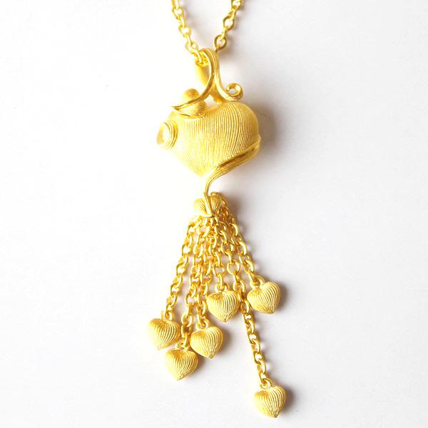 Prima Gold Japan: PRIMAGOLD ANGEL HEART (angel heart) K24 gold jewelry 24K pure gold | Rakuten ... - photo#42