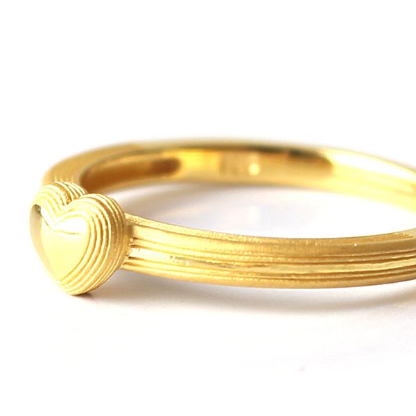 Prima Gold Japan: PRIMAGOLD Shin pull heart 24k gold pure gold jewelry | Rakuten Global Market - photo#40