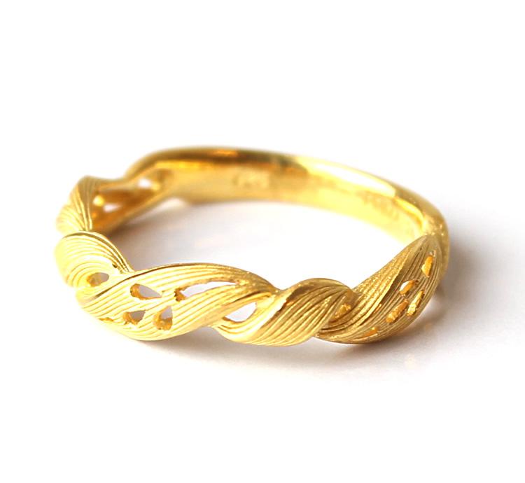 Prima Gold Japan: PRIMAGOLD twist line twist 24k gold pure gold jewelry | Rakuten Global Market - photo#22