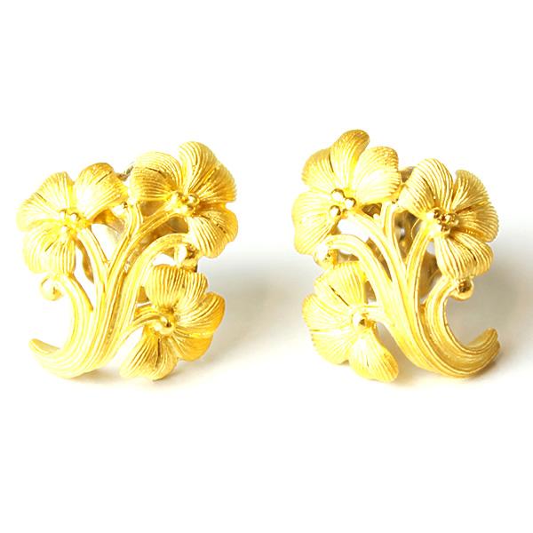 ●24금 K24 GOLD 쥬얼리・액세서리●DELIGHTFUL BOUQUET(데라이트훌・부케)●PRIMAGOLD 프리마 골드