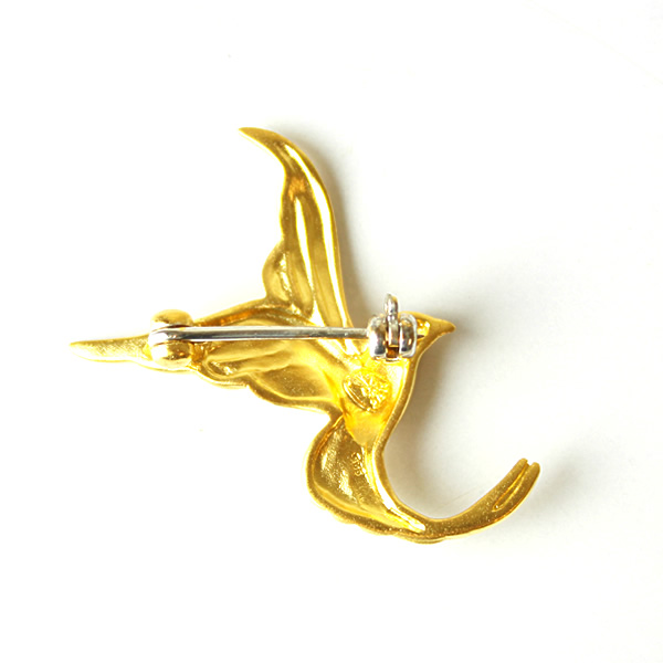 Prima Gold Japan: PRIMAGOLD BROOCH K24 gold jewelry 24K pure gold | Rakuten Global Market - photo#46