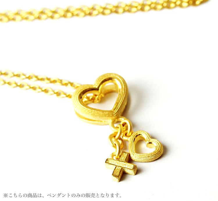 Prima Gold Japan: PRIMAGOLD heart small positive 24k gold pure gold jewelry | Rakuten Global Market - photo#37