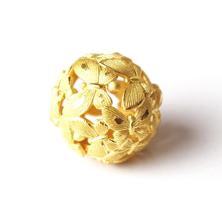 Prima Gold Japan: PRIMAGOLD butterfly (butterfly) motif 24k gold pure gold jewelry | Rakuten ... - photo#39