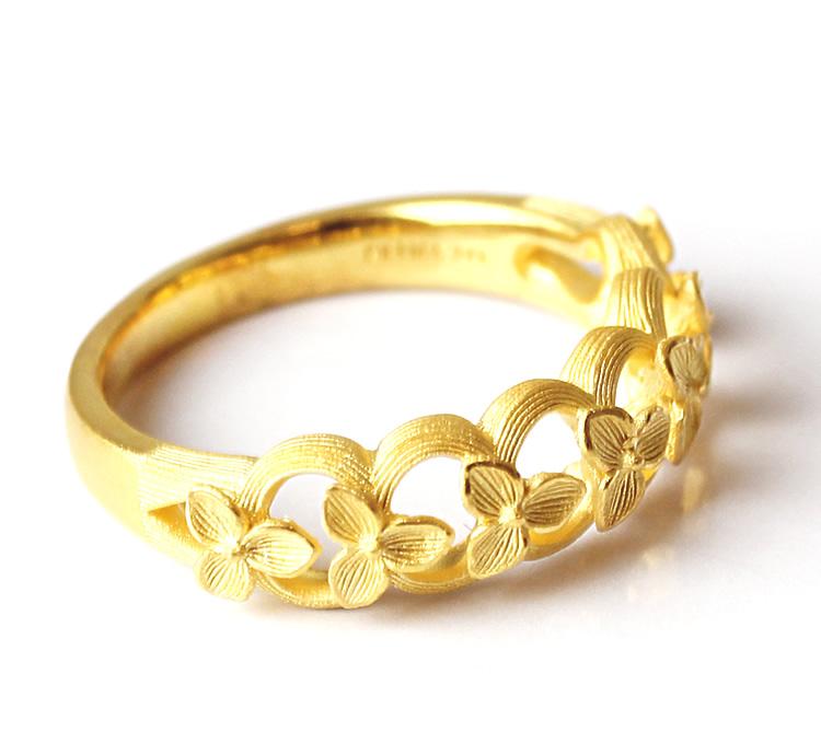 Prima Gold Japan: PRIMAGOLD FLOWER (floret) 24k gold pure gold jewelry | Rakuten Global Market - photo#30