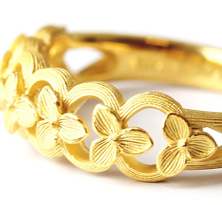 Prima Gold Japan: PRIMAGOLD FLOWER (floret) 24k gold pure gold jewelry | Rakuten Global Market - photo#32