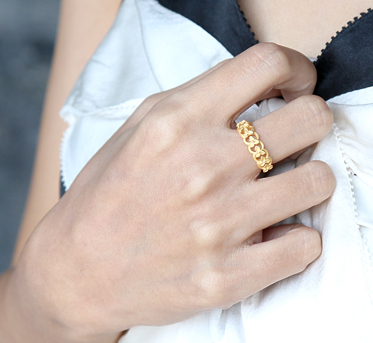 Prima Gold Japan: PRIMAGOLD FLOWER (floret) 24k gold pure gold jewelry | Rakuten Global Market - photo#7