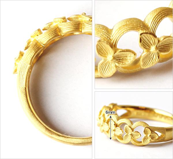 Prima Gold Japan: PRIMAGOLD FLOWER (floret) 24k gold pure gold jewelry | Rakuten Global Market - photo#27