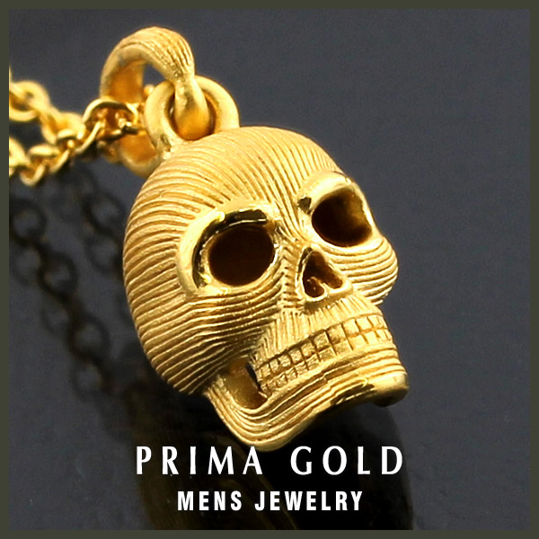 Prima Gold Japan Gold Men Jewelry Pure Gold Pendant 24k