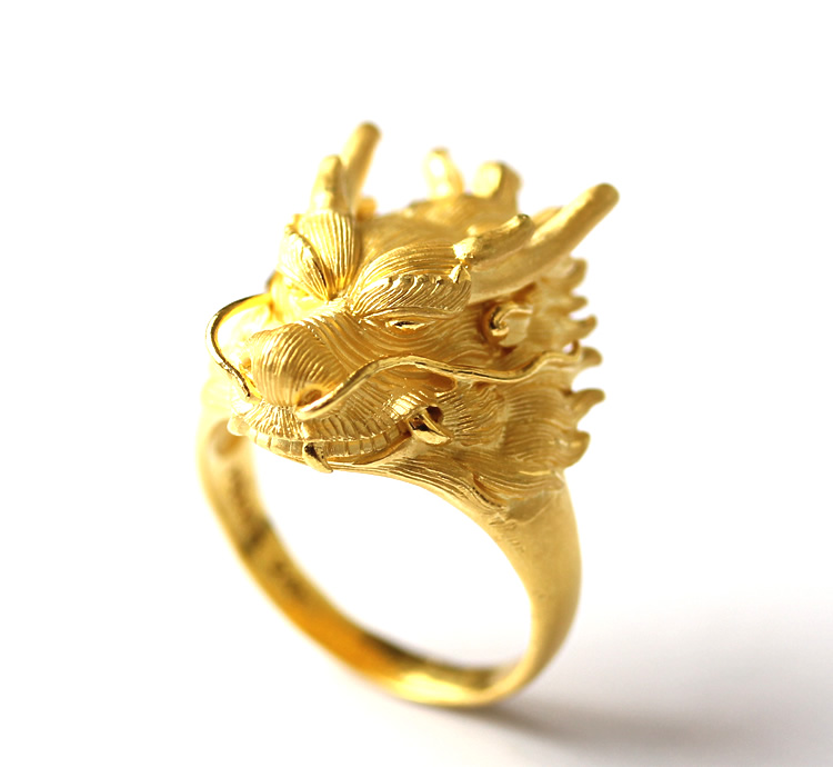 Prima Gold Japan 24k Mens Pure Gold Ring Gold Pure Gold