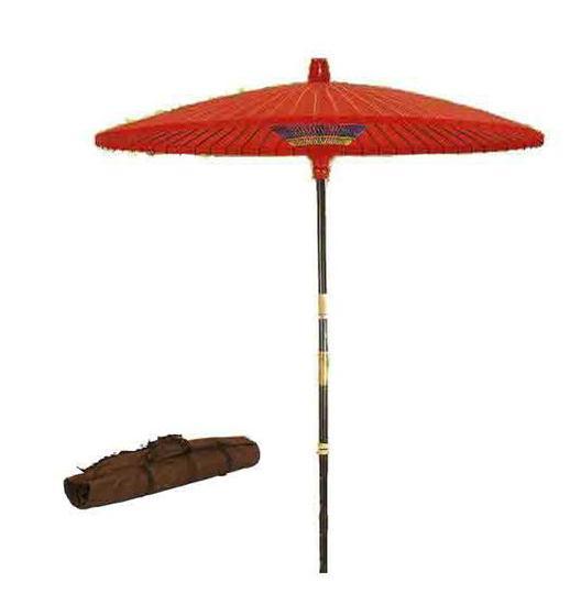 【特別価格】野点傘2尺5寸 収納袋付