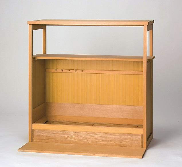 【送料無料!】組立式置水屋
