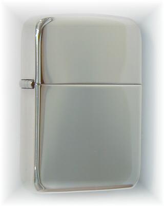 【ジッポ】 1941 スターリングシルバー NEW-23【送料無料!】 【ジッポ】(ジッポ) ライター 高級品:1941年復刻モデル(1941年モデル) ジッポライター ジッポープレゼントZIPPO