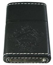 _RT] _RT] zippo lighter Zippo lighter luxury :Orobianco ( orobianco ) leather wrapped ORB-20BK / Zippo engraved Zippo