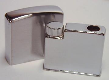 Zippo lighter Accessories: other Super oil tanks (portable)