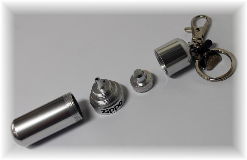 zippo/ライター/ジッポライター/アクセサリー:その他121503ジッポー純製オイルタンク分解