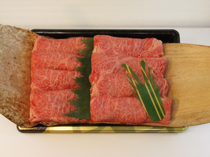 茨城が誇る銘柄牛常陸牛しゃぶしゃぶ用3~5人前 約780g入り