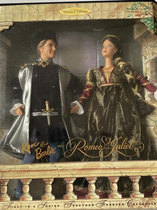 ロミオとジュリエット バービー バービー人形 コレクション Barbie