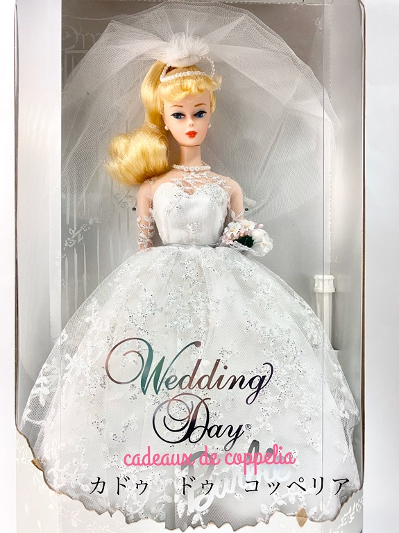 Barbie バービー人形 ウエディング ドレス バービー