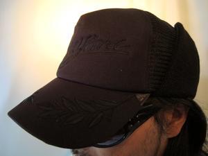 C-PLUS HEAD WEARS 販売 本物 CAP EARMUFFS