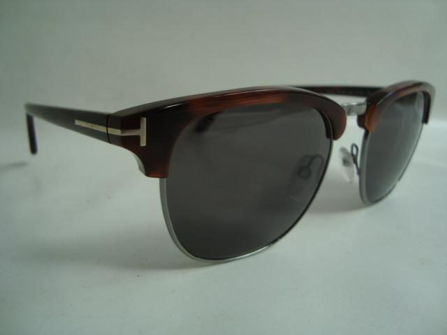 bdfd4a96202 TOM FORD EYEWEAR (Tom Ford eyewear) TF0248 C    52A ☆ BLACK HAVANA