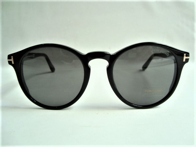 TOM FORD EYEWEAR(トム フォード アイウェア)【IAN-02】TF591-F ASIAN FITTINGC/#01A★BLACK★