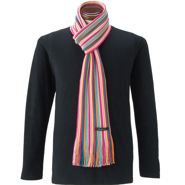 ♦ Matsui knit co., Ltd. Museum-knit scarf adult costume pink