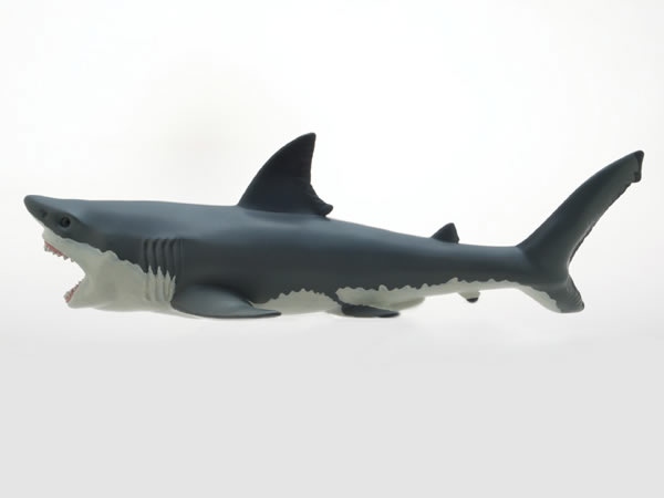 Malin life vinyl model FM305 great white shark (70669)