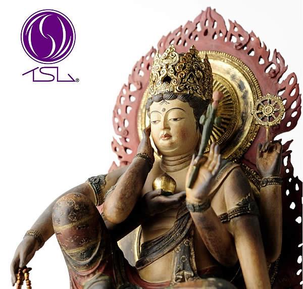 如意輪観音 (にょいりんかんのん ) イSム ( イスム ) 仏像 フィギュア イスム いすむ インテリア仏像 仏像ワールド 送料無料