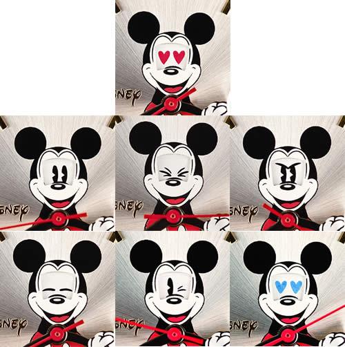 Mickey Mouse チャーミングアイウォッチ
