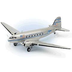 ■ 프랭클린 박하 DC3 여객기 팬 아메리칸 항공
