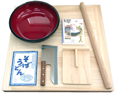 Hit the side; / noodle making kit TS-130