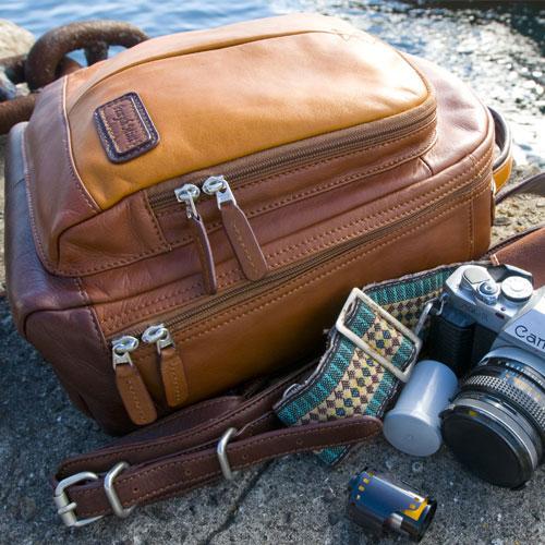 ペニッシュミント / ストリンガー 【 BA-1191 】 グローブレザー カメラバッグ 牛革 革鞄