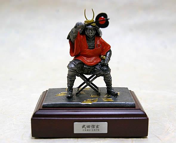ART OF WAR historical figure Takeda Shingen