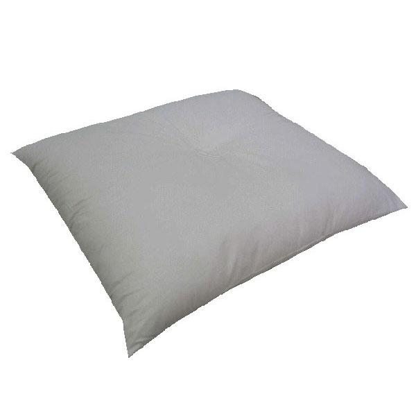 天然木綿わた100% お得な4枚セット ヌード座布団 八端判(59cm×63cm) 日本製
