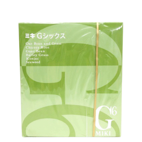 【カード10倍】お得な3箱セット 第6の栄養素 選ばれた6つの植物 ミキGシックス 30包