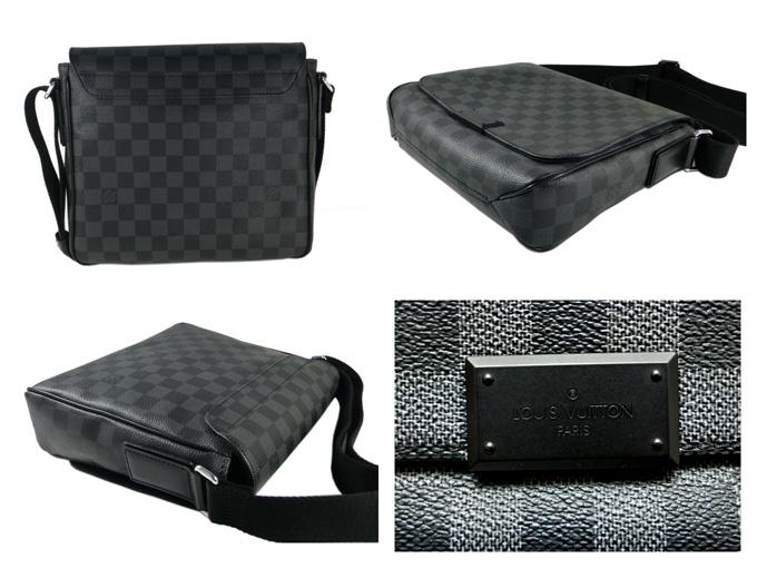 2nd-stage  Louis Vuitton Louis Vuitton also shoulder bag Damier ... 6f3c23d590fc4