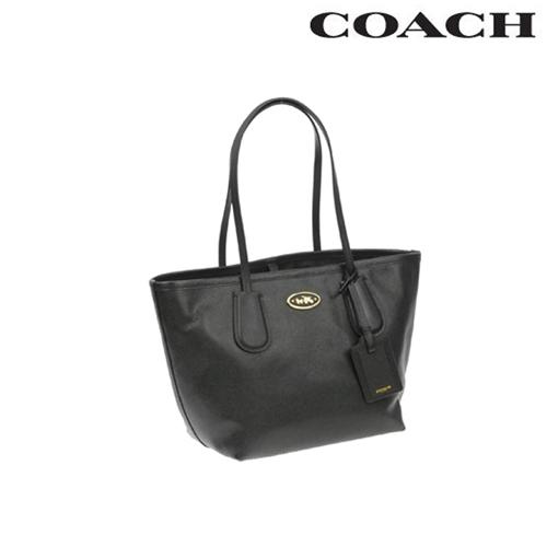 コーチ トートバッグ COACH バッグ タクシー レザー / ブラック 33577 LIBLK