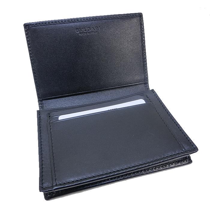 ab83223f4b6a 楽天市場】ブルガリ カードケース BVLGARI ウィークエンド 名刺入れ ...