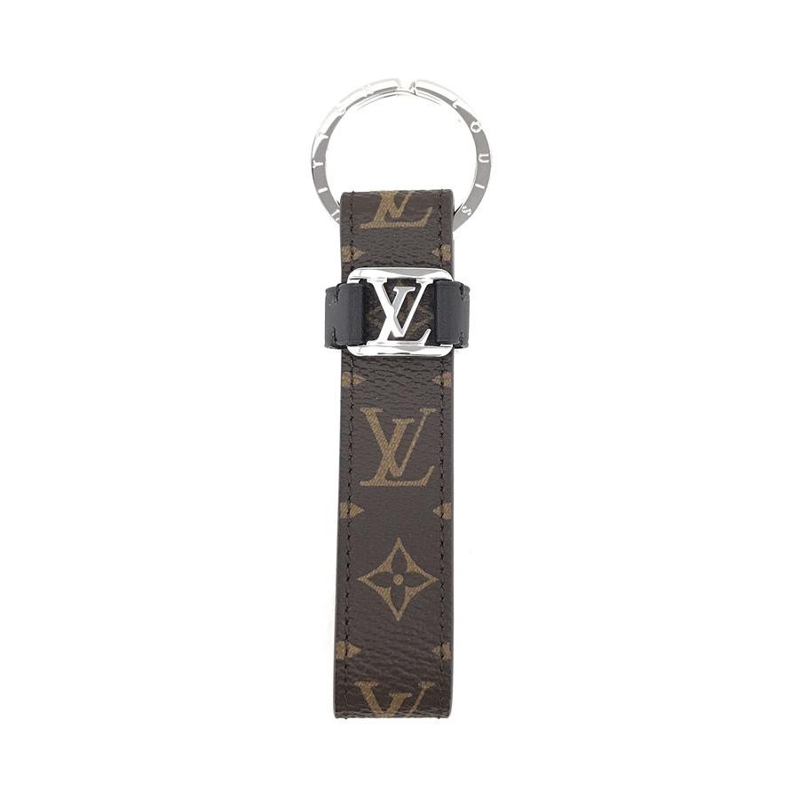 ルイヴィトン キーホルダー LOUIS VUITTON キーリング キーホルダー・LVドラゴンヌ モノグラム M62709【ルイ・ヴィトン ヴィトン BOX 保存袋 紙袋付 新品】