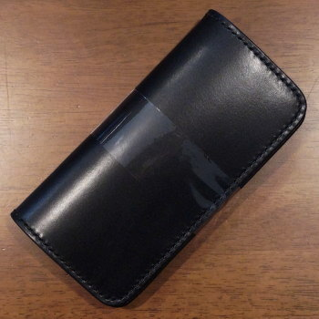 CB185- black - attire of a black bird costume (CROW:) Crowe) long wallet (long wallet)