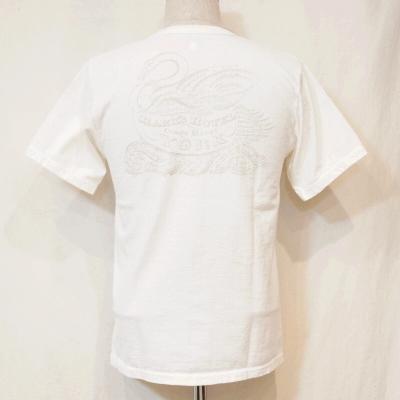 AD14T-YK-ホワイト-York-AD14TYK-DELUXEWARE-デラックスウエアTシャツ-DALEE'S-ダリーズTシャツ【送料無料】【smtb-tk】