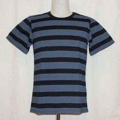 FOVER-ネイビー-Tシャツ-フォバー-DELUXEWARE-Gremen&Vill.Eight-デラックスウエアTシャツ-グレメンアンドビルエイトTシャツ【送料無料】【smtb-tk】