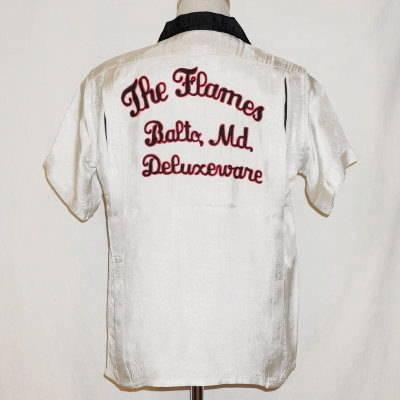 B1501-スモークアンドビー-SQUEAL BOWLING-DELUXEWARE-デラックスウエアボーリングシャツ半袖・デラックスウエアシャツ【送料無料】【smtb-tk】