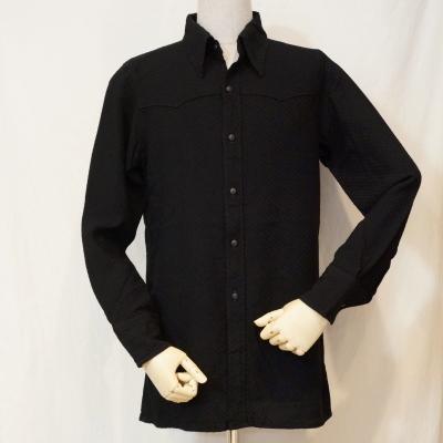 DUPONT-ブラック-30s カバーシャツ-DELUXEWARE-デラックスウエアシャツジャケット-DALEE'S-ダリーズシャツジャケット【送料無料】【smtb-tk】