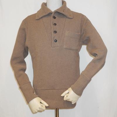 GALLO-ベージュ-30s CHIN-KNIT shirt-DELUXEWARE-デラックスウエアニット長袖シャツ-DALEE'S-ダリーズニット長袖シャツ【送料無料】【smtb-tk】