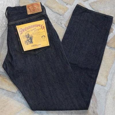 DX 076A-original straight 076 A-DELUXEWARE-デラックスウエア denim jeans fs3gm